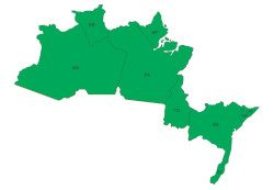 Região Brasil