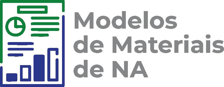 Modelos de Materiais de NA